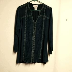 North style blouse